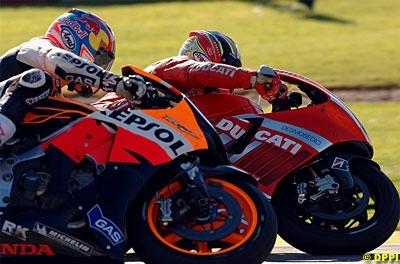Moto GP - Hayden: Le contrat Ducati annoncé à Indy ?
