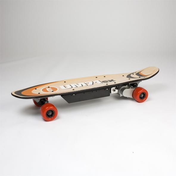 Idées de cadeaux : un skateboard électrique