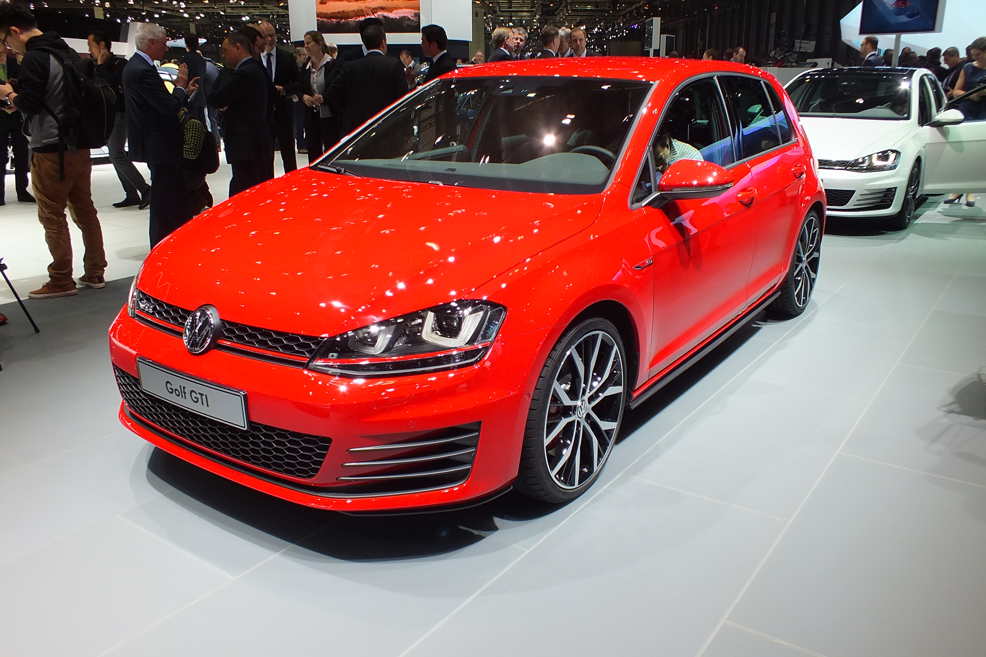 salon de gen ve 2013 golf gti 7 dark cars wallpapers