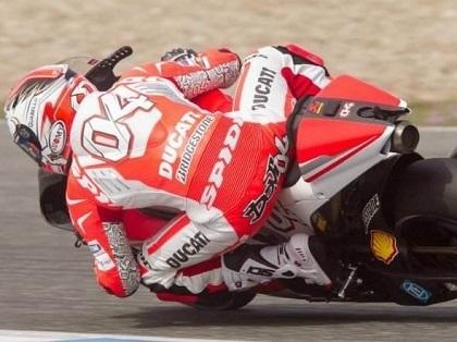 Moto GP - Grand Prix d'Espagne: Andrea Dovizioso maintient le moral de Ducati