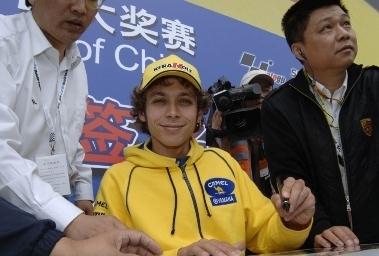 GP de Chine : victoire de Pedrosa.