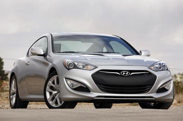 Aux USA, Hyundai abandonne les 4 cylindres Turbo pour la Genesis Coupé