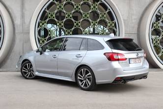 Subaru Levorg : en avant-première, les photos de l'essai