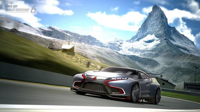 Mitsubishi XR-PHEV Evolution Vision Gran Turismo, sportive virtuelle
