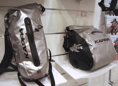 Vu au Salon de Milan 2015: Kappa