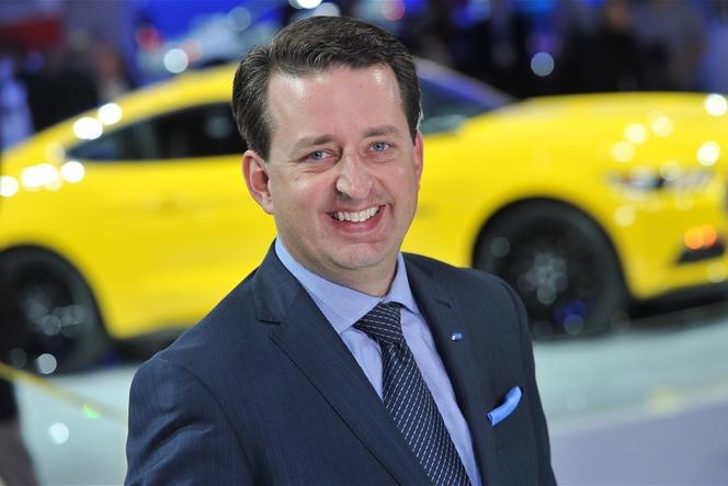 Joel Piaskowski, le nouveau patron du design Ford Europe arrive des USA