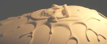 Carrosserie version 3D : de l'art.