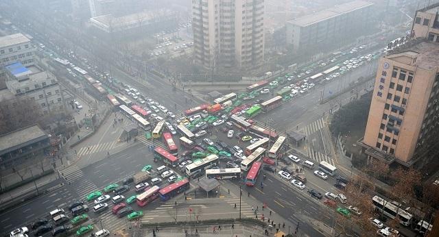 La Chine va éliminer 6 millions de voitures polluantes en 2 ans