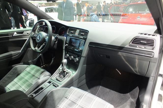 En direct de Genève 2013 - La Volkswagen Golf 7 GTD : l'alter ego de la GTI