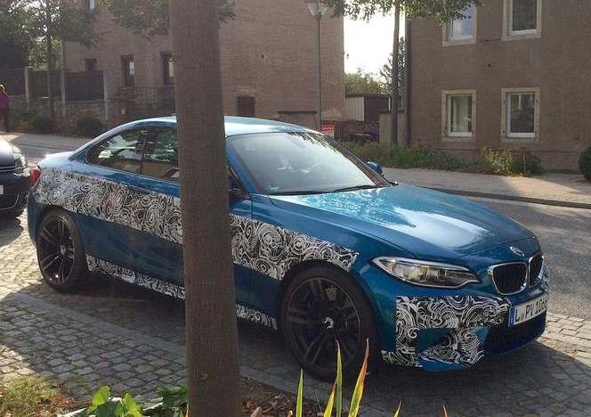 Surprise : la BMW M2 est de sortie