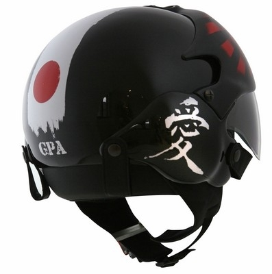 Le casque des pilotes... de chasse: l'Aircraft!!