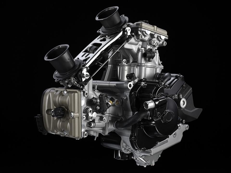 Nouveauté 2011 : Ducati 848 EVO