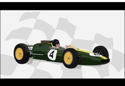 Lotus Clark Type 25 Elise SC : hommage