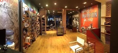 Harley-Davidson Paris Étoile: inauguration le 26 novembre 19h