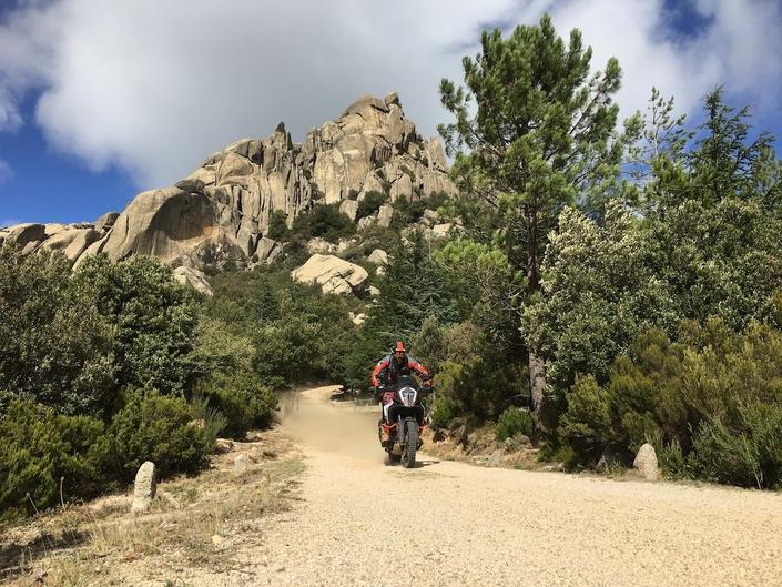 KTM Adventure Rally 2018: direction la Sardaigne