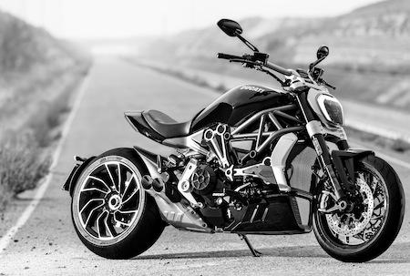 EICMA 2015: la Ducati XDiavel élue « la plus belle moto »
