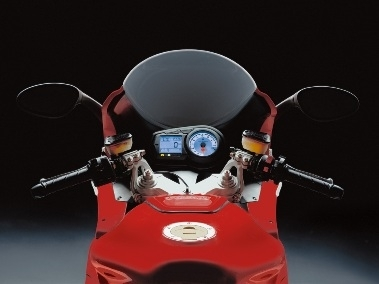 Ducati 996 ST4S : Sport et confort