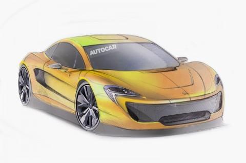 Futur de McLaren : P13, P15, une 100 % électrique et bien d'autres modèles encore