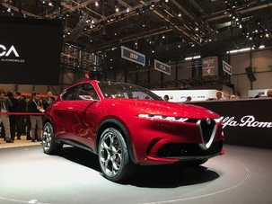 Avec le Tonale, Alfa Romeo a fait grosse impression.