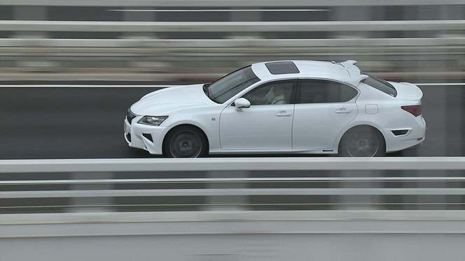 Toyota prépare une technologie de conduite autonome sur l'autoroute