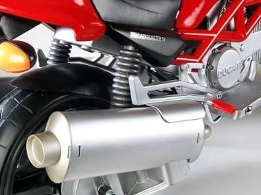 Moto Ducati : faire comme les talibans Ducati.