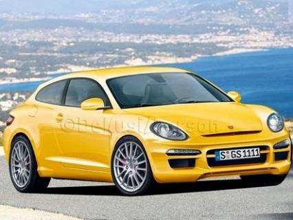 La future Porsche-Golf refait surface