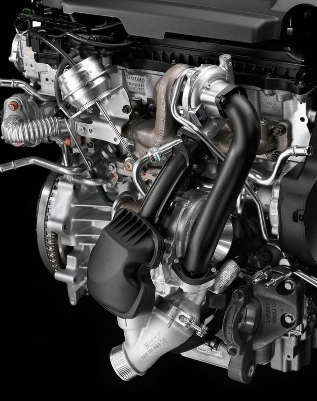 Nouveau moteur turbodiesel : le Volvo D5