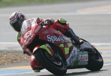 GP moto de France : 2ème victoire de Mélandri.