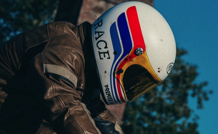 Premier Helmets: la version Trophy BTRM 88