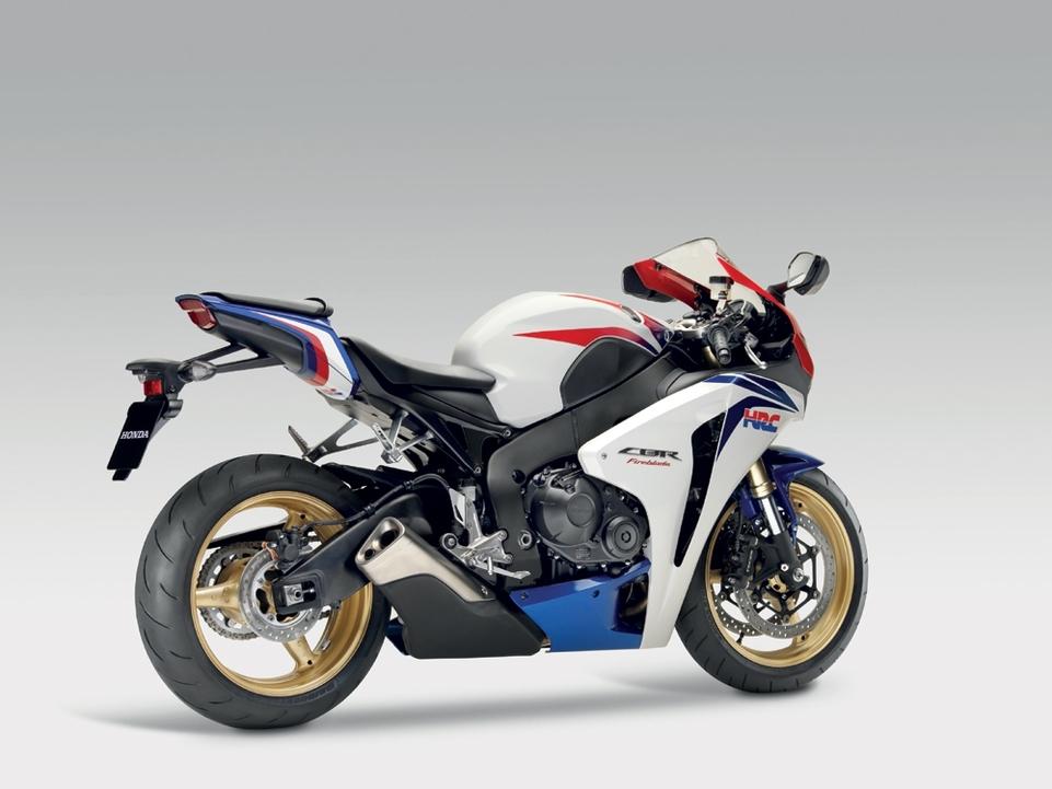 Nouveauté 2009 : Honda CBR 1000 RR