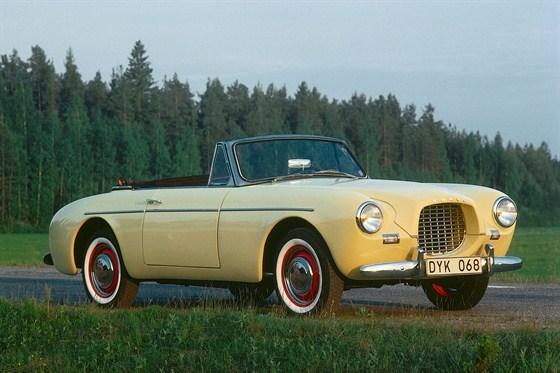 """EN 1954, Volvo présentait la """"Sport"""""""