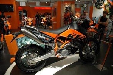 KTM : Sortie de la 950 Super Enduro R.