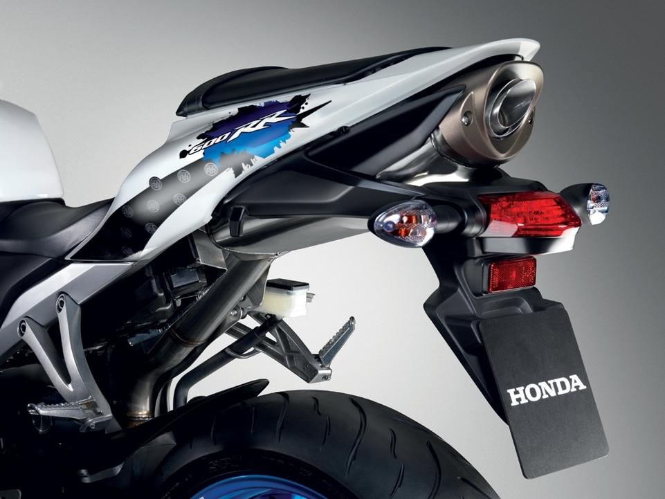 Nouveauté 2009 : Honda CBR 600 RR