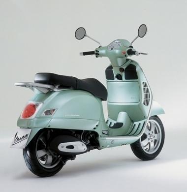 Scooter Vespa Granturismo, sur un petit air de nostalgie