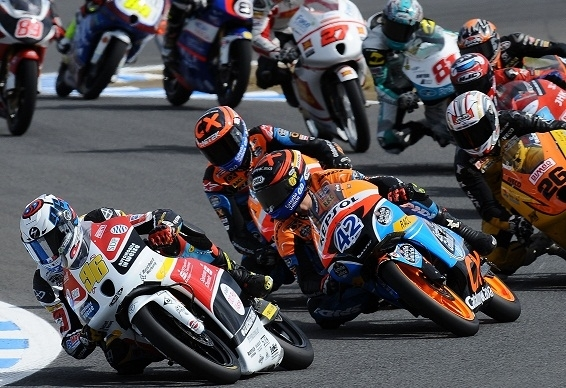 Moto 3 - Japon : 8 points de plus pour Louis Rossi