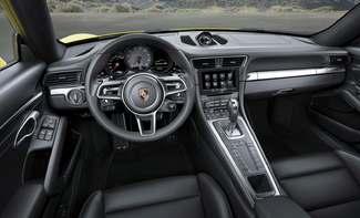 Le turbo débarque sur les Porsche 911 Carrera 4 et Targa 4