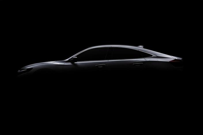 La Honda Insight Prototype (2018) sera à Detroit