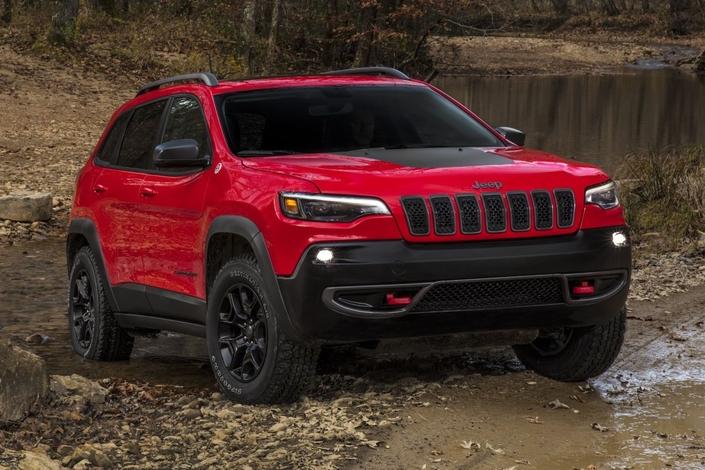 Salon de Detroit 2018 - Jeep Cherokee: gros restylage