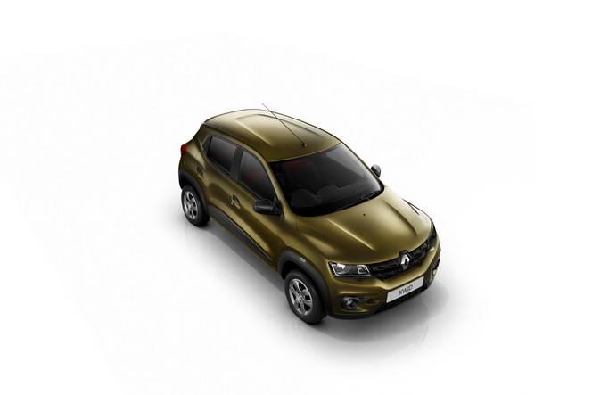 Renault Kwid : 25 000 commandes en deux semaines