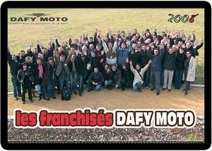 Ca bouge chez Dafy: ouverture de mag, jeu concours et sponsoring...