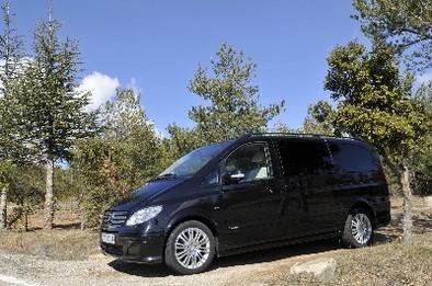 Contact nouveau Mercedes Viano X-Clusive