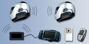 Système BMW Motorrad WCS-1 : Restez connectés !