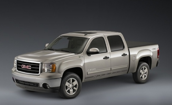 Des nouvelles camionnettes hybrides au Canada : Silverado 2009 de Chevrolet et Sierra 2009 de GMC