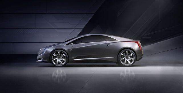 Salon de Détroit 2009 : le Concept Cadillac Converj