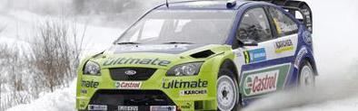WRC Suède D.2: Marcus, vers sa cinquième