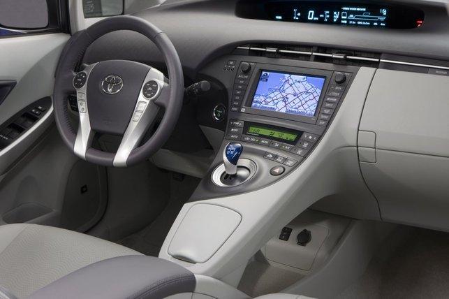 La nouvelle Toyota Prius hybride présentée au Salon de Détroit 2009