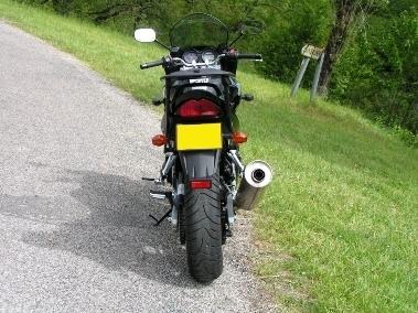 Suzuki 650 Bandit S : Homogène !
