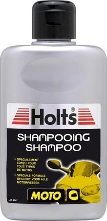 Holts® fait un shampoing à votre belle.