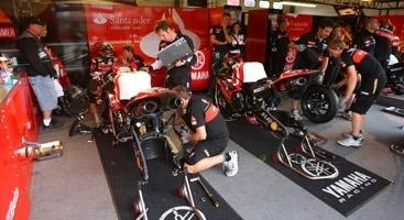 Superbike - Yamaha: Les R.1 officielles sont en suspension électronique