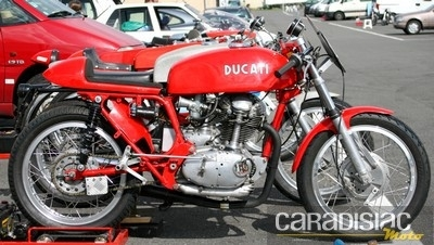 Motos italiennes